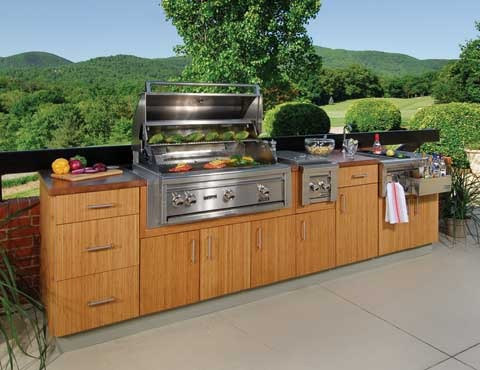 Outdoor Kitchens Gallery / Portfolio