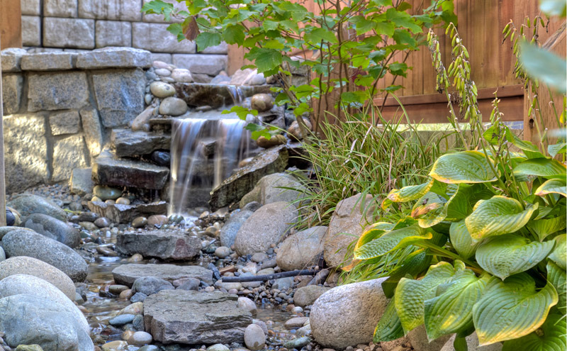 Landscaping and Water Features